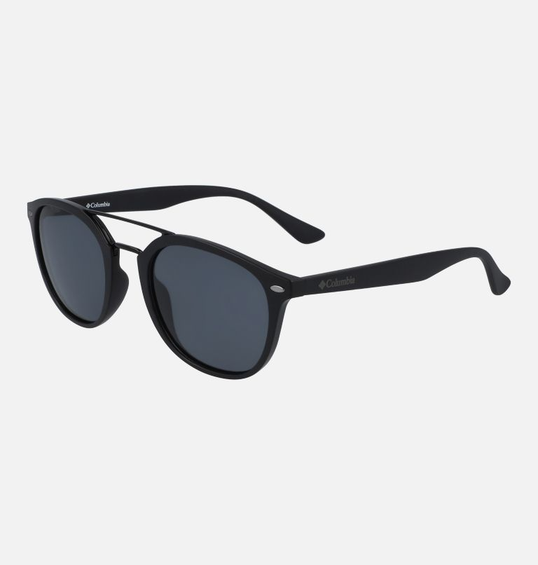 Firecamp Sunglasses | 002 | NONE Firecamp Sunglasses, Matte Black/Smoke, back
