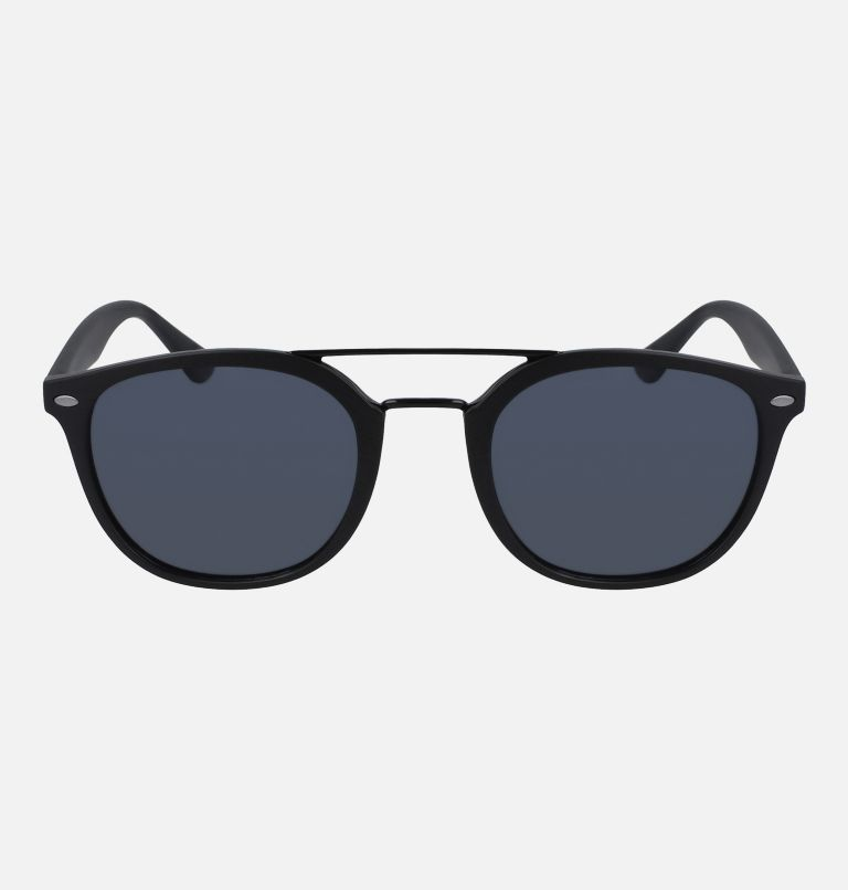 Firecamp Sunglasses | 002 | NONE Firecamp Sunglasses, Matte Black/Smoke, front