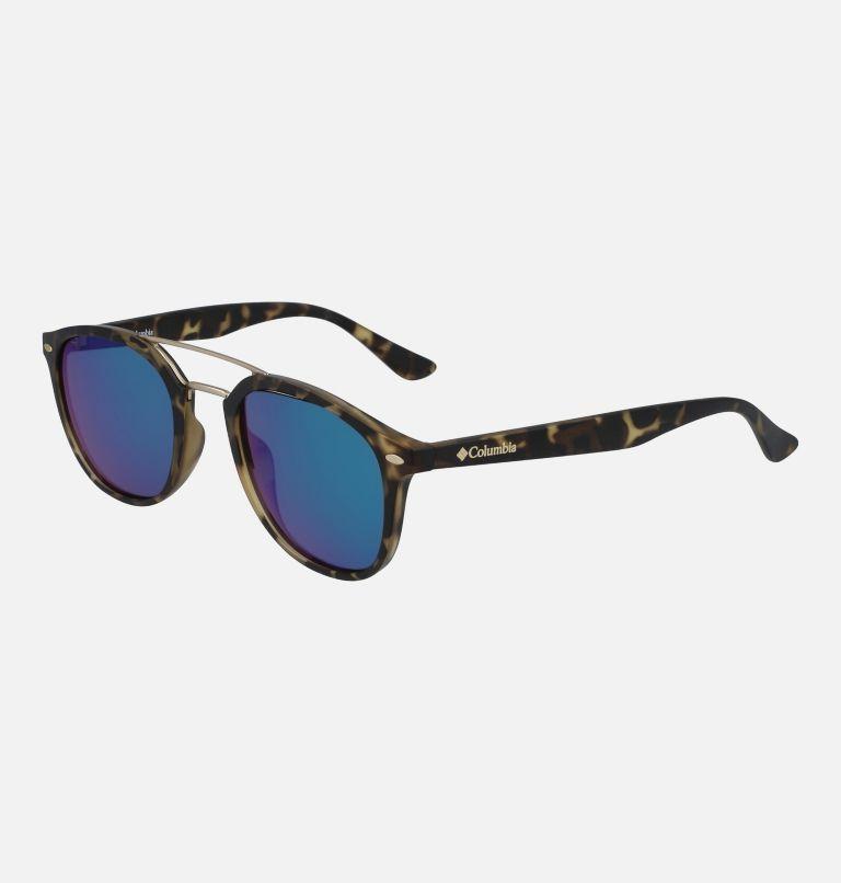 Firecamp Sunglasses   245   NONE Firecamp Sunglasses, Matte Tortoise/ Green Flash, back
