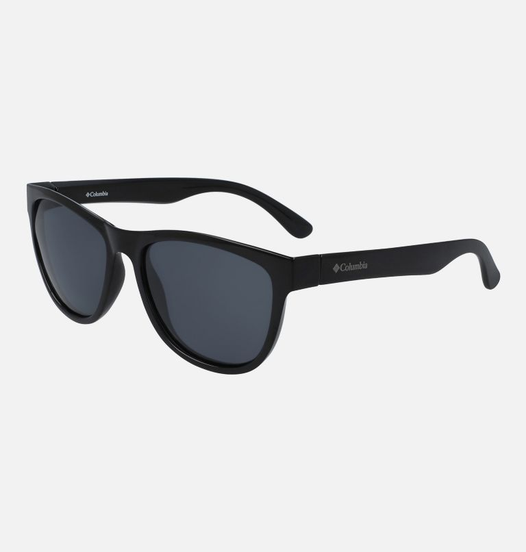 Ketring Sunglasses | 001 | NONE Mountain Side Sunglasses, Black/Smoke, back