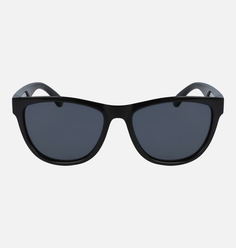 Ketring Sunglasses | 001 | NONE Mountain Side Sunglasses, Black/Smoke, front