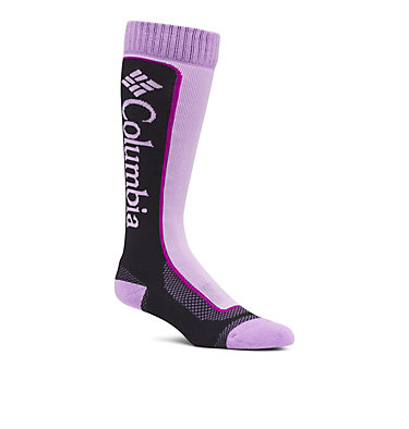 Ski Over The Calf Thermolite Unisex Sock 1-Pack C548 SKI OTC THERMOLITE | 663 | M, Black, front