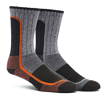 Hike Crew Sock Medium Weight 2-Pack , front