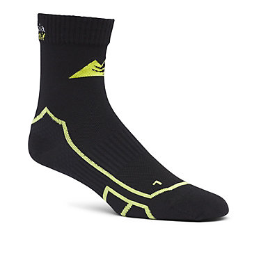 Socquettes Montrail/Running UnisexeLégères1 paire C822 RUN QUARTER LIGHT WEIGHT | 457 | M, Black, front