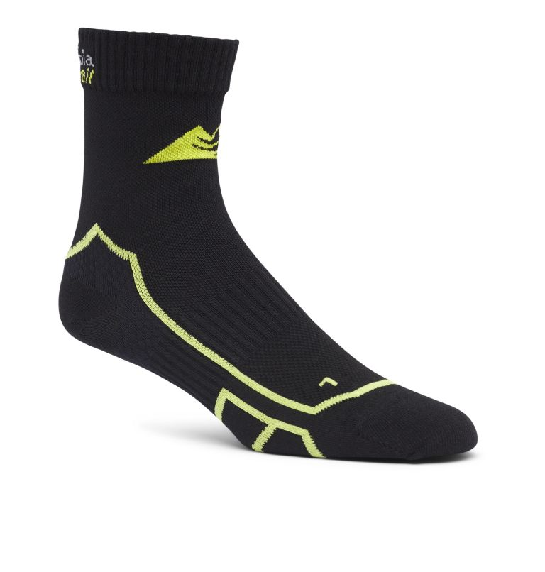 Unisex Light Weight Mid Trail Running Sock - 1 pair Unisex Light Weight Mid Trail Running Sock - 1 pair, front