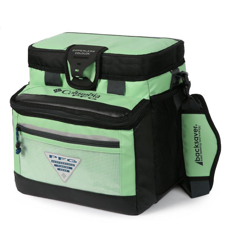 PFG Skiff Guide Hardbody Cooler | 372 | NONE PFG Skiff Guide™ Mid-Size Zipperless Hardbody® Bag, Key West, front