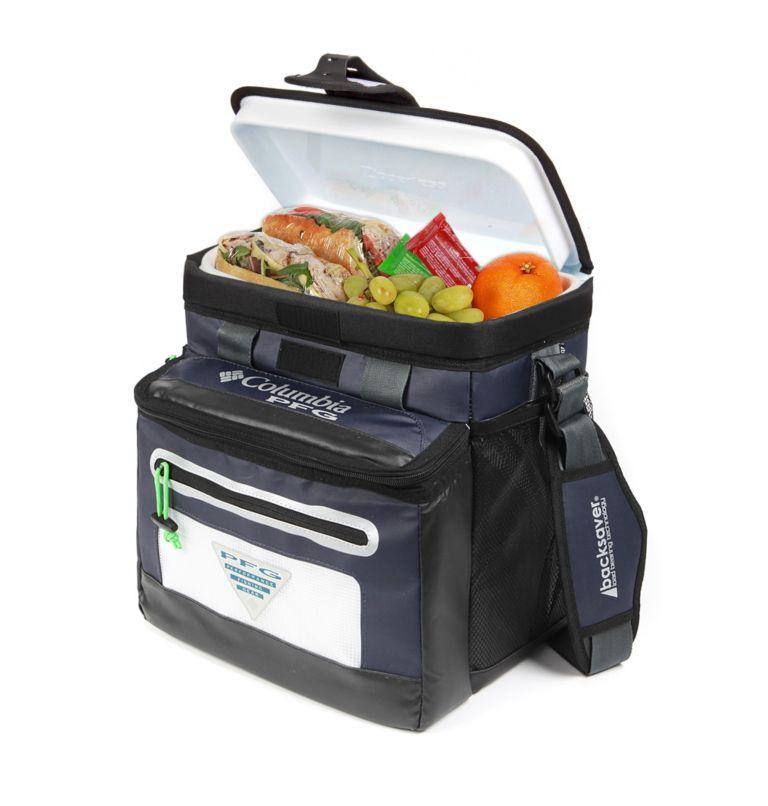 PFG Skiff GuideT  Thermal Pack   464   O/S PFG Skiff Guide™ Mid-Size Zipperless Hardbody® Bag, Blue, a2