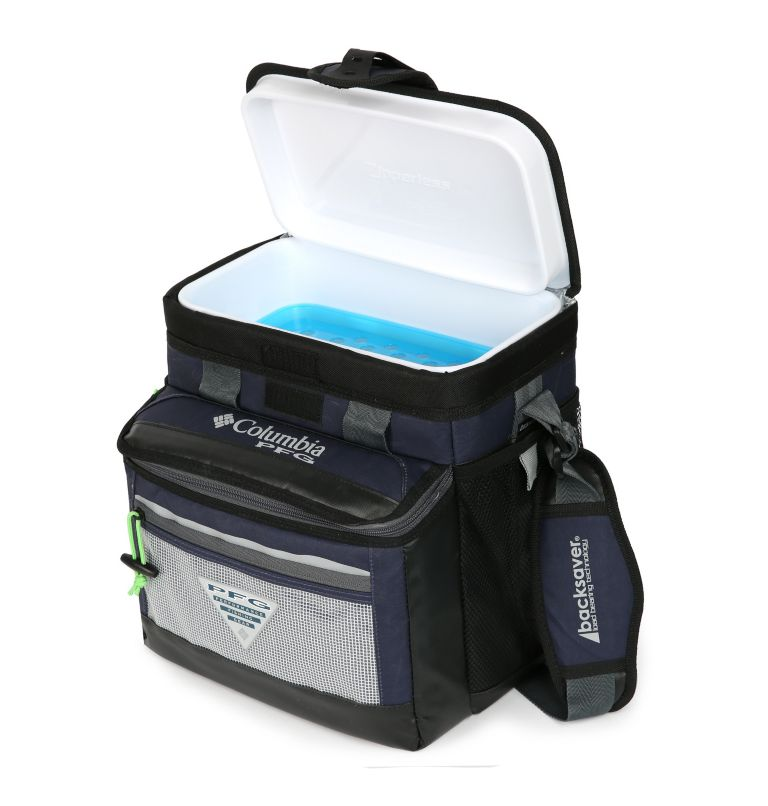 PFG Skiff GuideT  Thermal Pack   464   O/S PFG Skiff Guide™ Mid-Size Zipperless Hardbody® Bag, Blue, back