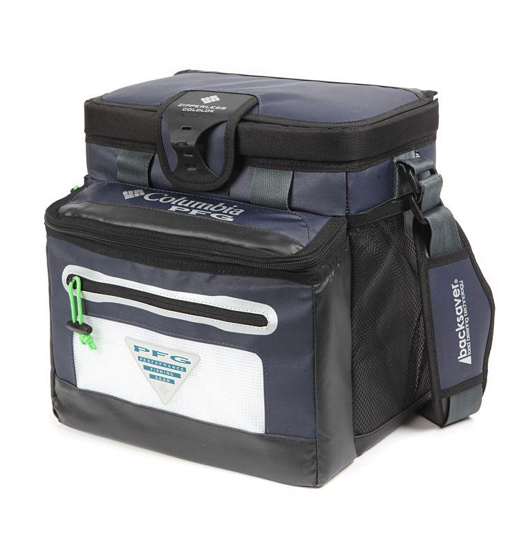 PFG Skiff GuideT  Thermal Pack   464   O/S PFG Skiff Guide™ Mid-Size Zipperless Hardbody® Bag, Blue, front