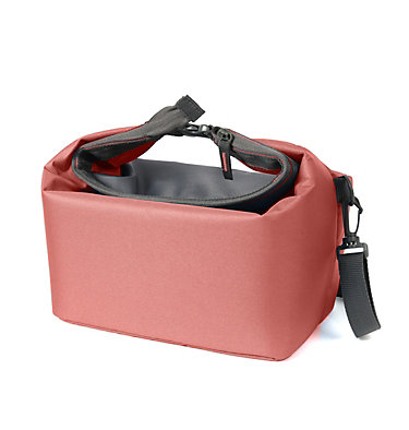 Cascades Explorer™ Roll Top Lunch Bag Cascades Explorer Roll Top Lun | 011 | O/S, Cedar Blush, back