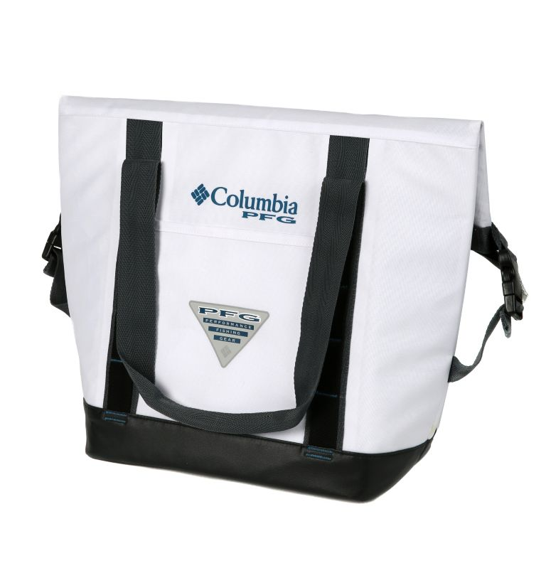 PFG Permit Mid-Size Roll Top Thermal Bag | 100 | NONE PFG Permit Mid-Size Roll Top Thermal Bag, White, front