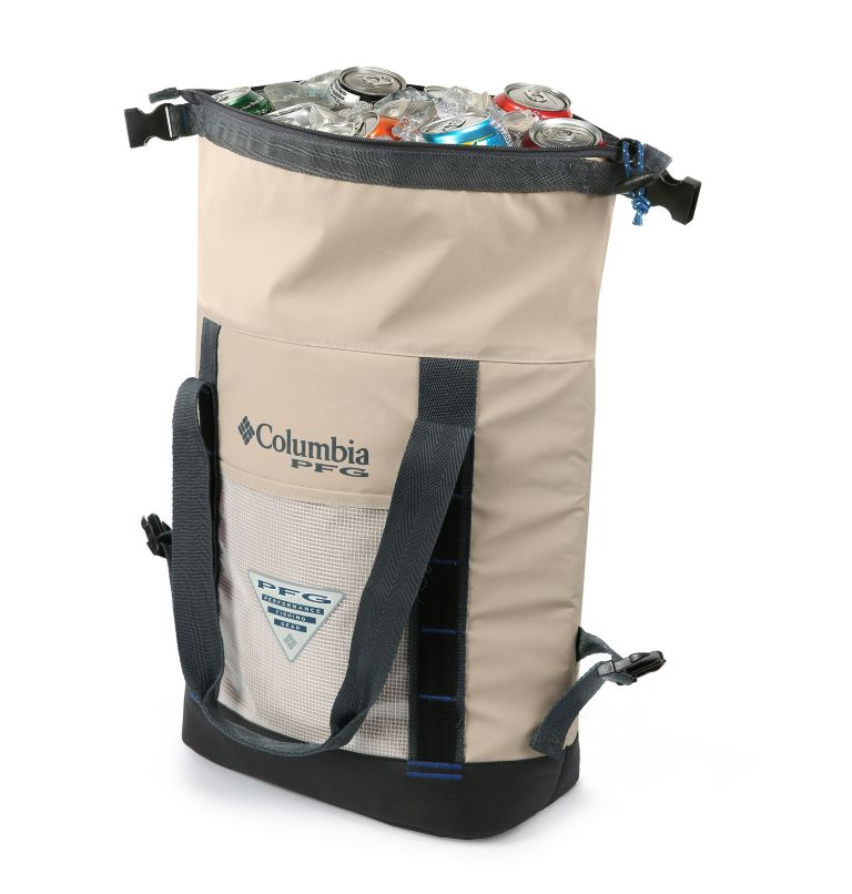PFG Permit Mid-Size Roll Top Thermal Bag | 160 | NONE PFG Permit Mid-Size Roll Top Thermal Bag, Fossil, a4