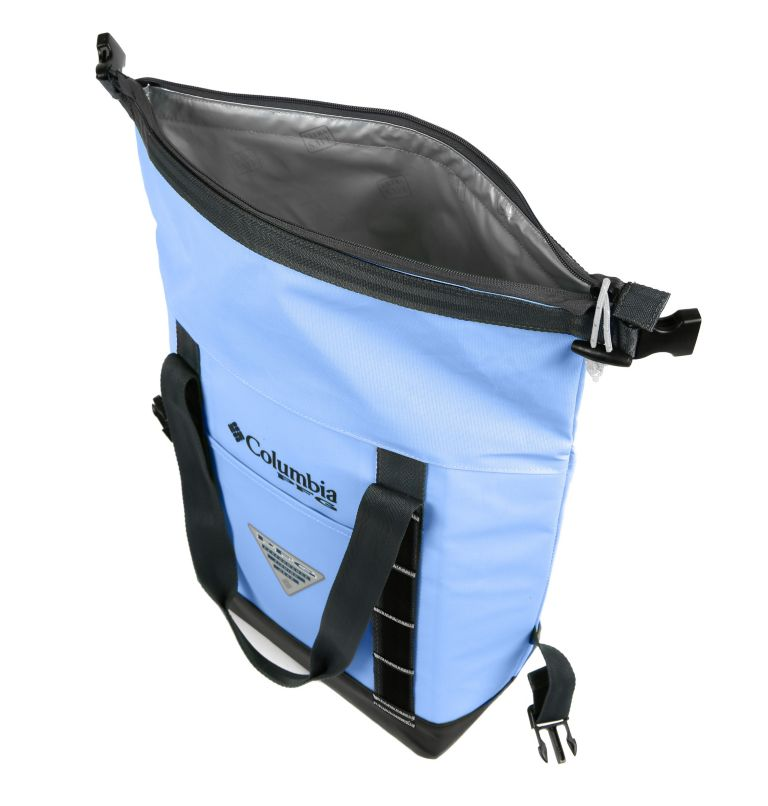 PFG Permit Mid-Size Roll Top Thermal Bag | 450 | NONE PFG Permit Mid-Size Roll Top Thermal Bag, White cap, back