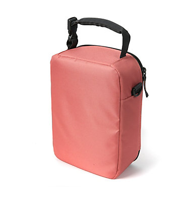Northern Trek™ Upright Lunch Bag Northern Trek Upright Lunch Ba | 011 | NONE, Cedar Blush, back