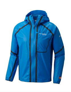 Blue OutDry Ex Caldorado Shell Jacket.