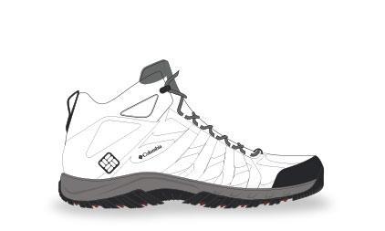 Columbia Sportswear | Guía de botas y calzado de montaña