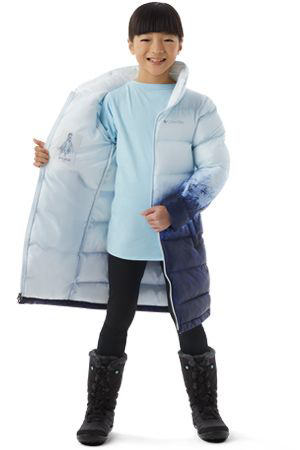 Disney Else Puffer Jacket