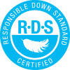 Responsible Down Standard Certified logo