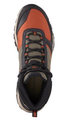 An Omni-Tech shoe.