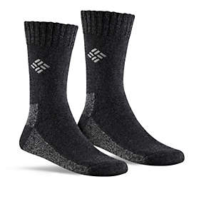Kids' Thermal Crew Sock - 2 Pack