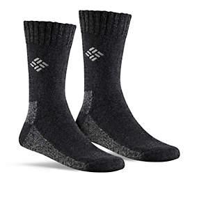 Kids' Thermal Crew Socks - 2 Pack