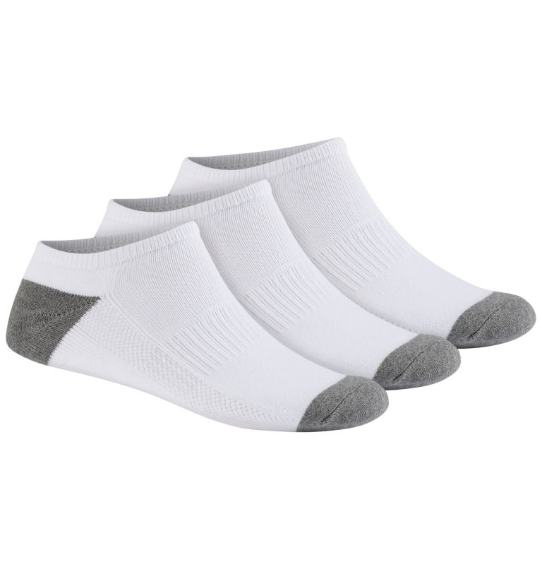 Men's Athletic Cushioned No Show Socks - 3 Pack Men's Athletic Cushioned No Show Socks - 3 Pack, front