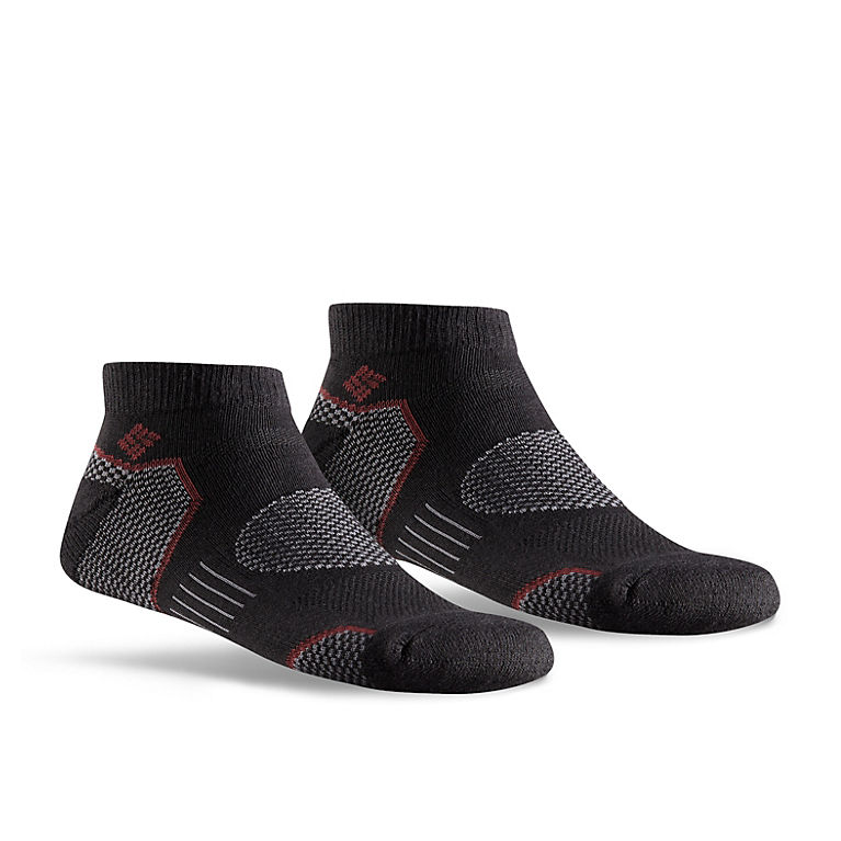 50% off online for sale uk availability Men's Balance Point Walking Low Socks - 2 Pack