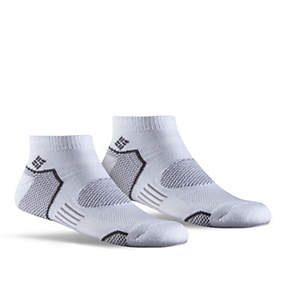 Men's Balance Point Walking Low Socks - 2 Pack