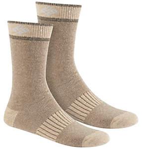 Men's Wool blend Bird's Boot Socks - 2 Pack
