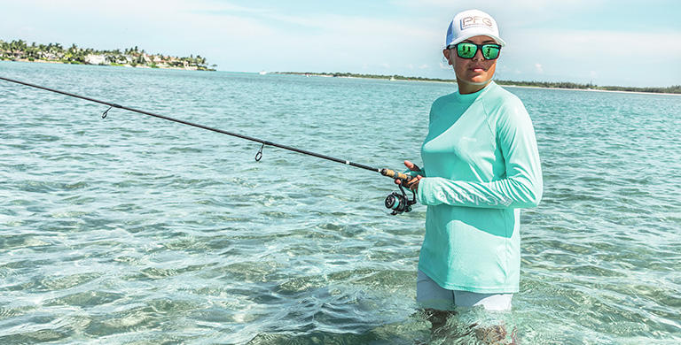 Want to experience fishing nirvana without sunburns and overexposure? Us too.