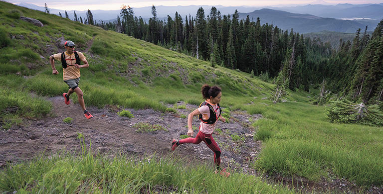 Ditch the treadmill and head for the hills with this guide to trail running.
