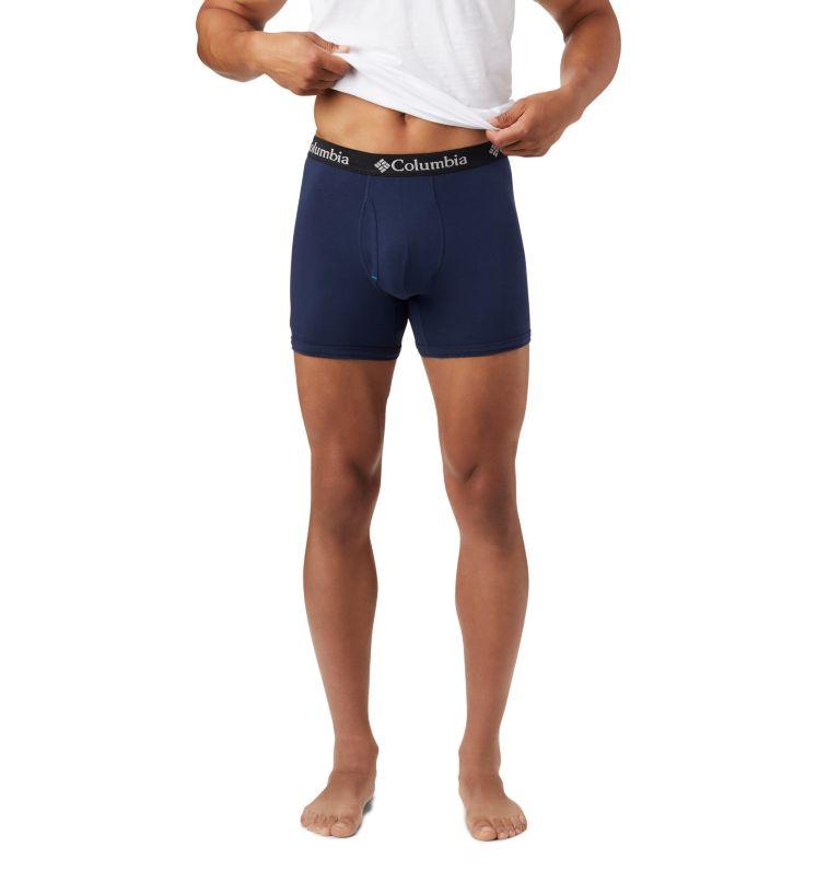 Men's Cotton Stretch Boxer Briefs (3 pack) Men's Cotton Stretch Boxer Briefs (3 pack), a1