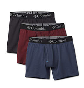 Men's Performance Cotton Stretch Boxer Briefs (3 pack)