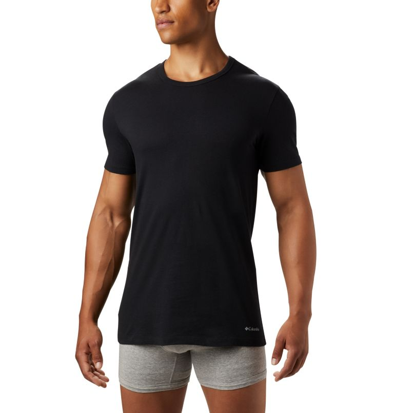 Men's Classic Fit Crew Neck Tee (3 pack) Men's Classic Fit Crew Neck Tee (3 pack), a3