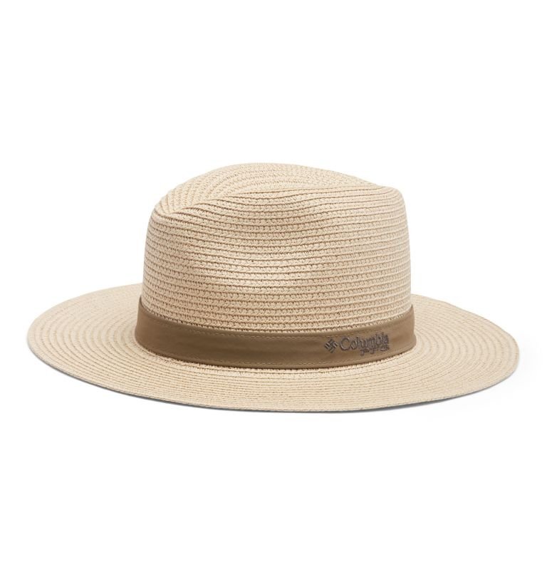 PFG Bonehead™ Straw | 121 | L/XL PFG Bonehead™ Straw Hat, Natural, Sage, front
