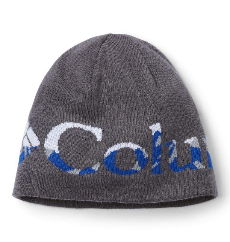 Columbia Heat™ Beanie   023   O/S Columbia Heat™ Beanie, City Grey, front