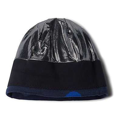 Columbia Heat™ Beanie Columbia Heat™ Beanie | 470 | O/S, Collegiate Navy Big Gem, a1