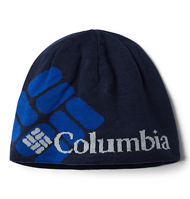 Columbia Heat™ Beanie Columbia Heat™ Beanie | 470 | O/S, Collegiate Navy Big Gem, front