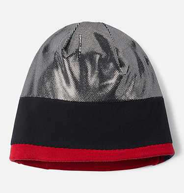 Columbia Heat™ Beanie Columbia Heat™ Beanie | 470 | O/S, Mountain Red, Big Gem, a1