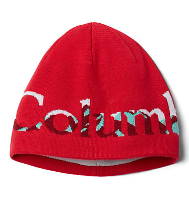 Columbia Heat™ Beanie Columbia Heat™ Beanie | 470 | O/S, Red Lily, front
