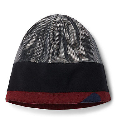 Columbia Heat™ Unisex-Mütze Columbia Heat™ Beanie | 470 | O/S, Red Jasper, Big Gem, a1