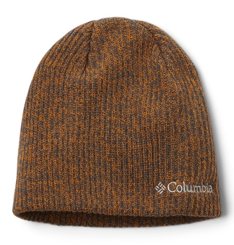 Whirlibird Watch Cap™ Beanie | 017 | O/S Whirlibird Watch Cap™ Beanie, Shark, Burnished Amber Marled, front