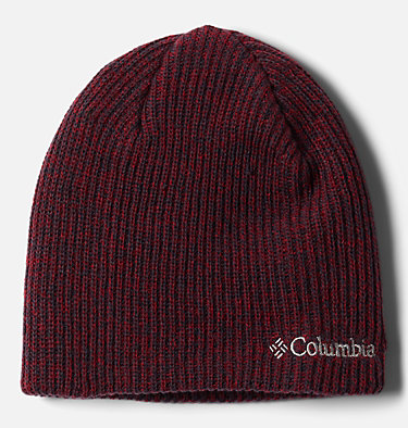 Whirlibird Watch Cap™ Beanie Whirlibird Watch Cap™ Beanie | 665 | O/S, Dark Purple, Mountain Red Marled, front