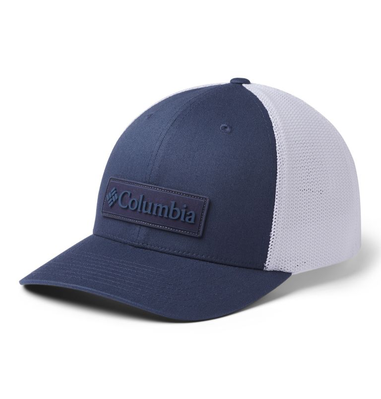 Columbia Mesh™ Ballcap | 480 | S/M Columbia Mesh™ Ball Cap, Dark Mountain, New Patch, front