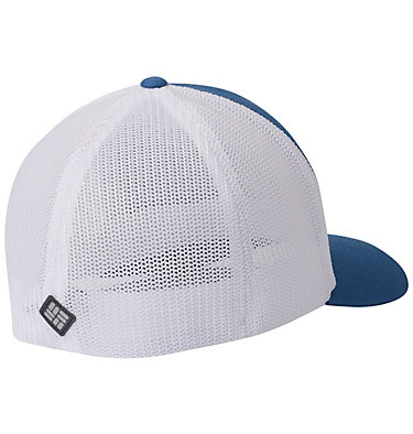Casquette Columbia Mesh™ Columbia Mesh™ Ballcap | 214 | S/M, Impulse Blue, Color Weld, back