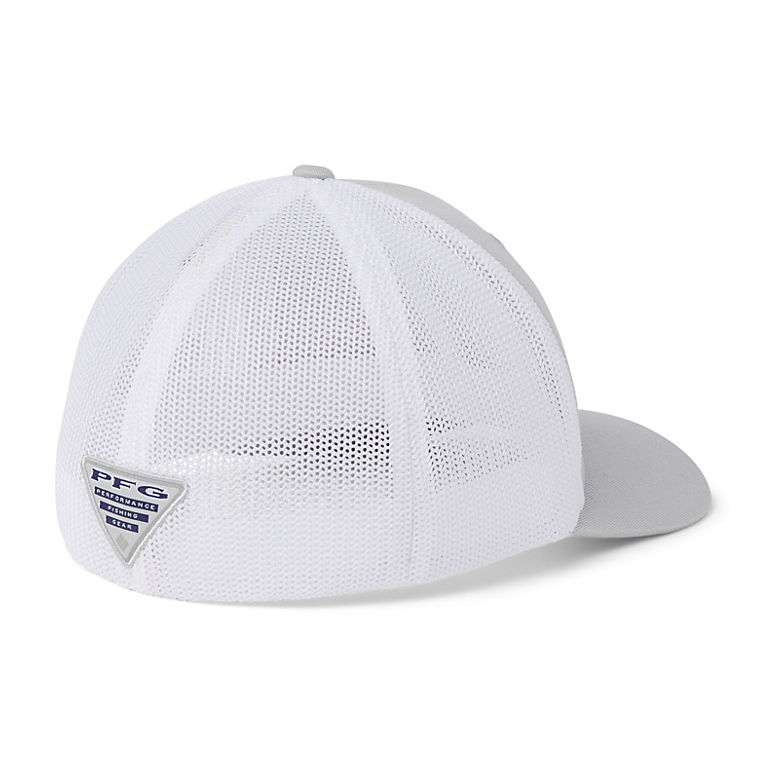 35dc8a97a8431 Cool Grey, Black, Red Fish PFG Mesh™ Ball Cap, View 1