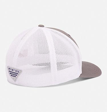 PFG Mesh™ Ball Cap PFG Mesh™ Ball Cap | 054 | L/XL, Titanium, Canada Flag, back