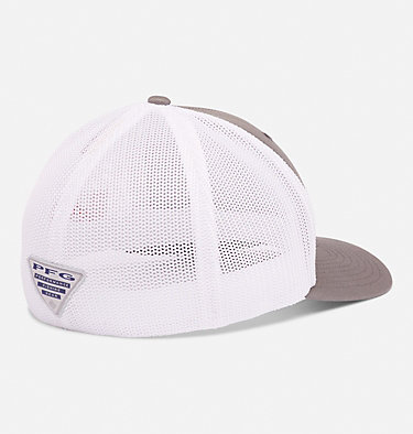 Casquette de baseball PFG Mesh™ PFG Mesh™ Ball Cap | 054 | L/XL, Titanium, Canada Flag, back