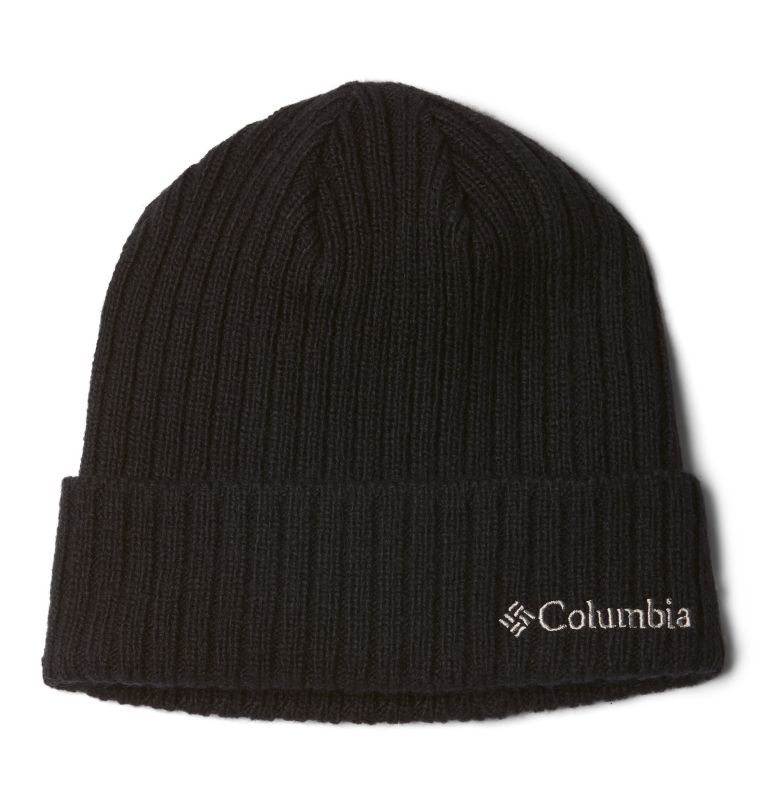 Columbia™ Watch Cap | 013 | O/S Columbia Watch Cap II, Black, Black, front