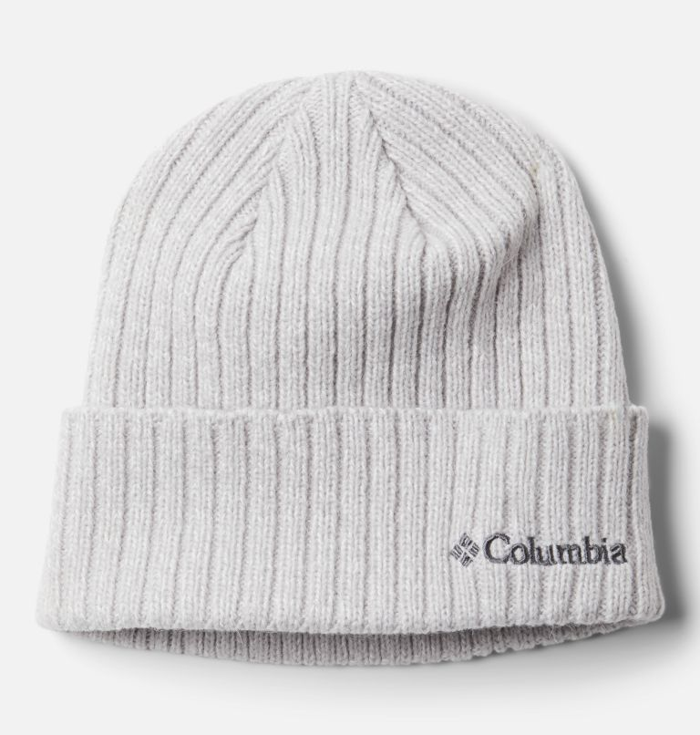 Columbia™ Watch Cap | 043 | O/S Columbia Watch Cap II, Nimbus Grey, White Marled, front